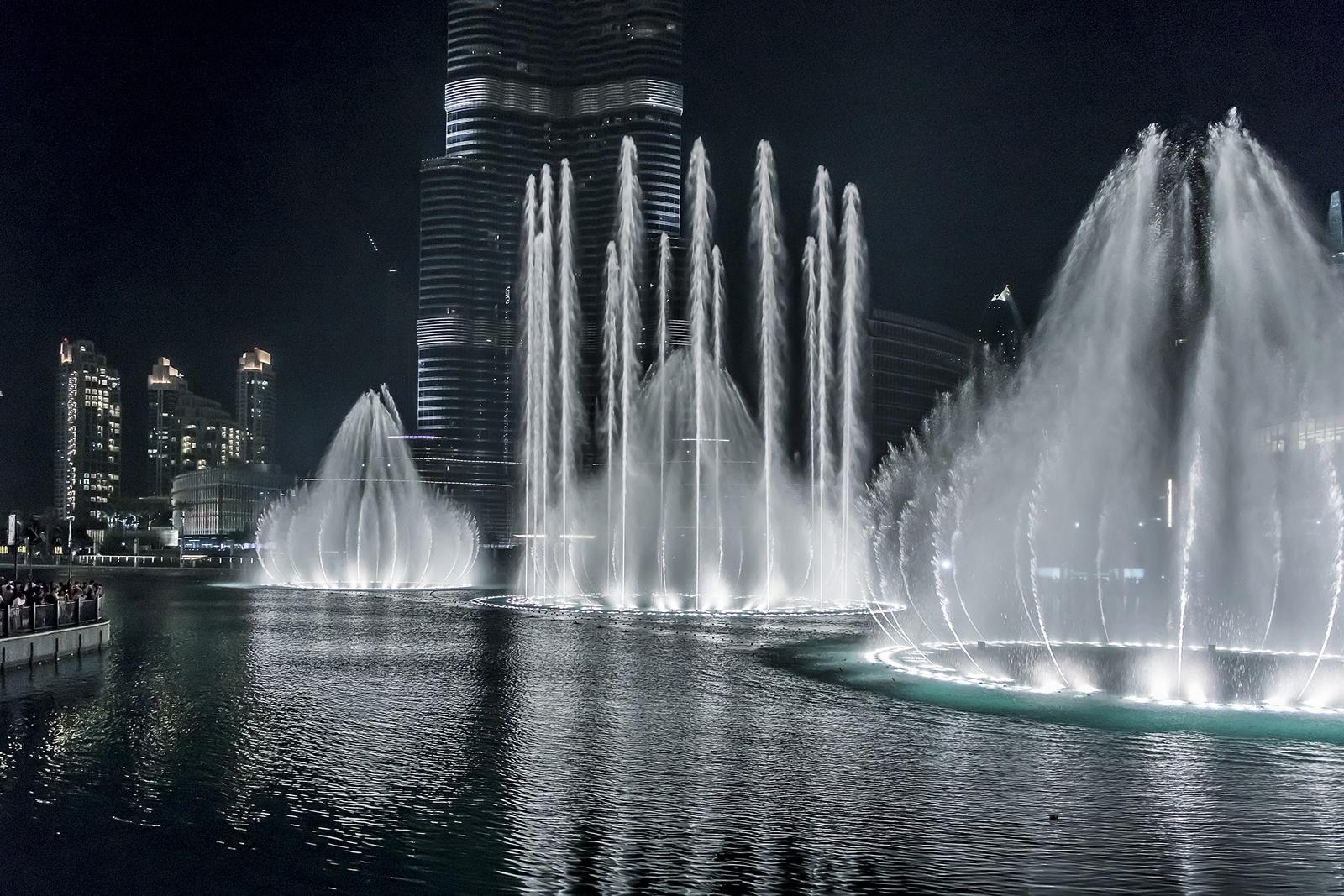 Next opening on Dubai